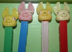 vintage bunny PEZ