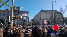 This was Vappu 2013 Helsinki, Times Square, Sunshine, Street View, City, Celebrities, Pictures, Travel, Photos