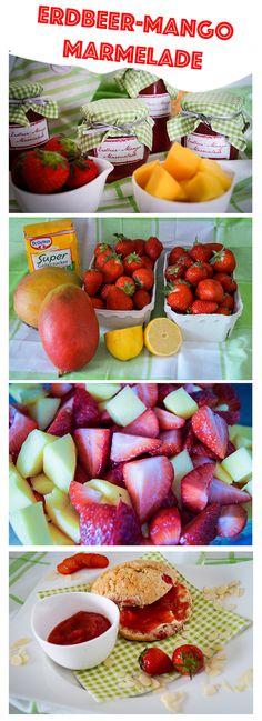 Selbst gemachte Marmelade ist immer der Knaller! Dieses Rezept geht super einfach und schnell.