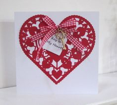 Key To My Heart Card £3.00