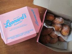 Leonard's Bakery Hot Malasadas (Portugese Doughnuts)~ Nobody can make these better, (with the exception of my late grandmother).
