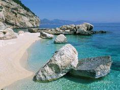Cala Mariolu, Cala Gonone, Golfe Di Orosei (Orosei Gulf), Island of Sardinia, Italy Photographic Print by Bruno Morandi - AllPosters.ca
