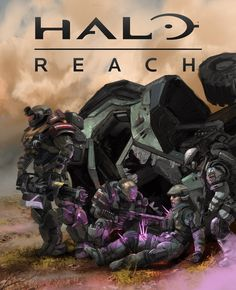 Halo reach by ~Theonides on deviantART