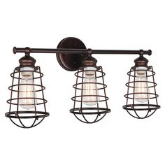 design house ajax 3 light bathroom vanity light 519736