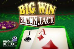 Slick Blackjack mobile game. #mobilegames #blackjack #casino