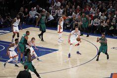 buy popular 69b9c a33dd Celtics beat Knicks to earn 50th win of the season. Jae CrowderIsaiah  ThomasMadison Square GardenNew York KnicksBoston CelticsNba BasketballBeats