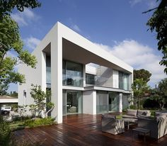 CH House by Domb Architects