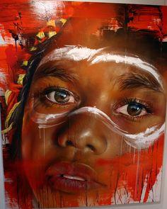 Into the Sun - Adnate & Nanda\Hobbs Contemporary Murals Street Art, Street Art Graffiti, Mural Art, Aboriginal Culture, Aboriginal Art, Aboriginal History, Tahiti, 3d Street Painting, Peace Art