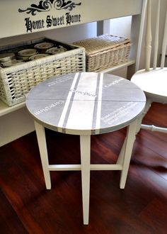 Provence Style, Type 3, Facebook, Country, Table, Furniture, Home Decor, Decoration Home, Rural Area