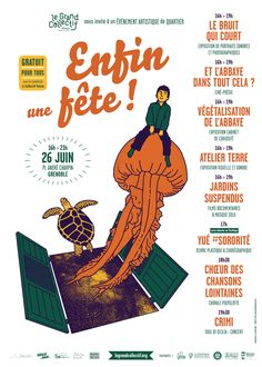 Grenoble, Concert, Comic Books, Movie Posters, Documentary Film, Hanging Gardens, Choir, Radiation Exposure, Artist