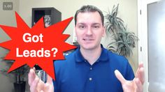 So I heard you're struggling to get leads Watch this Live Training Web Class with Mike Hobbs