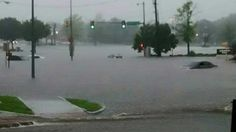 1 Dead as Oklahoma and Texas Are Battered by Rains and Flooding