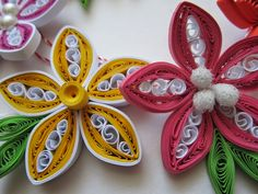Quilling by Bianca: martisoare