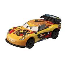 Disney Pixar Cars, Die Cast Metal, 1:55 Scale, Miguel Camino, $5
