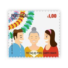 Festas portuguesas - FESTAS DO POVO - CAMPO MAIOR - Portugal