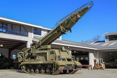 Rocketumblr | SS-1b Scud A Tracked Missile Launcher