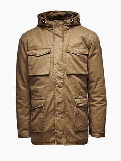 Value Jacket, HONEY MUSTARD