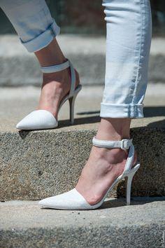 Alexander Wang Ankle Strap High Heels #littleallures
