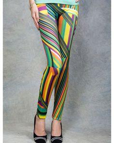 Beautiful Printed Leggings