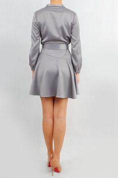 Wrapover Dress   Jumptimes