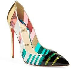 Christian Louboutin 'Bandy' Pointy Toe Pump