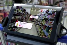 Six of the most compelling examples of how retailers and brands are integrating mobile in-store Drones, Google Platform, Retail Trends, Computer Hardware, Unique Recipes, Mobile Application, Cool Things To Buy, Smartphone, Project Tango