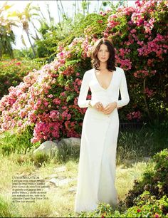 *NEW* Caitriona Balfe Interview and Photoshoot – Vogue Spain | Outlander Online