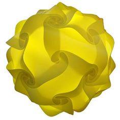 3DLANTERN - 11 Inch 3D Lantern - Yellow - 36000-M-YL - Home Depot Canada