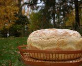 A yeast bread recipe that reaches the table in just two hours, no kneading.