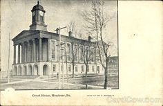 Court House in Montrose, PA