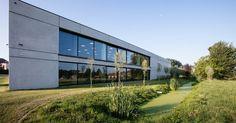 Van Hende Gavere #Stadsbader #Building #wine Building Department, School Building, Van, Vans, Vans Outfit