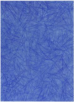 Untitled (Blue Spaghetti) 87b0b984c342