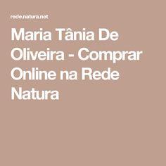 Mara Cristina Donati - Comprar Online na Rede Natura Olive Tree