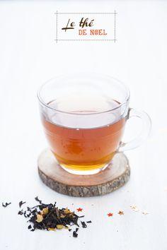 100% Végétal: { Vivement Noël } Le thé de Noël maison  (pomme, orange, cannelle, huiles essentielles)