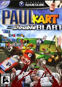 Paul Kart: Double Blart: Da Freakin Movie Dovie