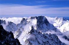 #Ecrins est l'un des 9 Parcs nationaux français.