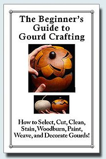 "PIN IT TO WIN IT CONTEST!!! Who ever gets the most re-pins on this image of ""The Beginners Guide to Gourd Crafting"" wins a Free GourdMaster™ Pro Carver II (220 Dollar Value) or a 200 Dollar Gift Certificate, Your Choice!"