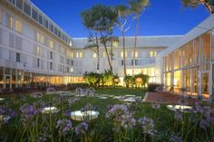 Hotel Belleveu in Losinji, Croatia. If you want true Spa Serenity
