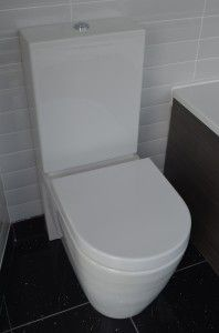 Duravit Starck 2 WC with Soft Close Seat  Was: £849.60         Now Only: £425