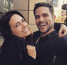Brant Daugherty & Torrey DeVitto (Noel Kauhn & Melissa Hastings)