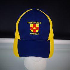 the latest 0bc14 bf996 Swedish Church Florida Baseball Hat Cap  SportTek  BaseballCap Hat Day,  Army Green,