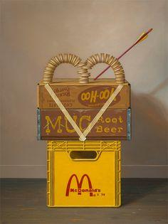 Gallery Henoch - Robert C. Jackson - Artwork