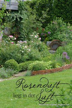 Great Ein Schweizer Garten Einen Garten selber planen