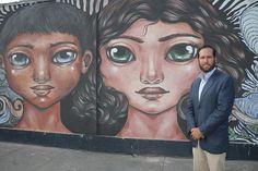 LIMA VAGA: Inauguran mural en Colegio Alfonso Ugarte con pint...