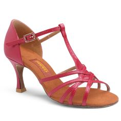 Freed of London Judy Latin Dance Shoes| Dancesport Fashion @ DanceShopper.com