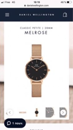 Montre  | @giftryapp