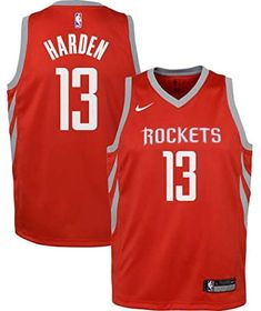OuterStuff NBA Houston Rockets James Harden Youth Swingman Icon Jersey Shopping World, Online Shopping Stores, James Hardin, Nba Houston Rockets, Nba Merchandise, Nba Store, Golf Stores, Larry Bird, New York Knicks
