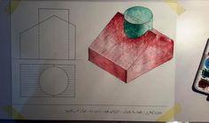 Ramzi Alrefaeeالرسم والاظهار المعماري