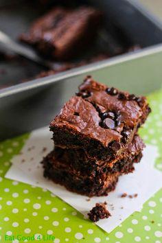 Gluten free brownies: Eatgood4life.com