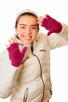 Diabeauty Style: Fingerless Gloves - Another #Diabetic Must Have #diabetes #fashion #style